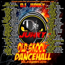 OLD SKOOL DANCEHALL VOL.6 MIXTAPE 2K16