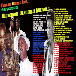 OLDSCHOOL  DANCEHALL MIX 1