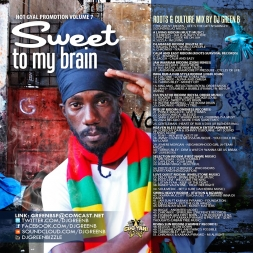 SWEET TO MY BRAIN ROOTS & CULTURE MIXCD