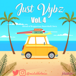 Just Vybz Vol.4