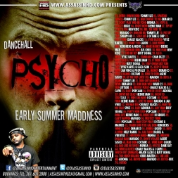 DANCEHALL PSYCHO EARLY SUMMER MADDNESS