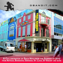 SUMMER OF SOCA 2012 GROOVIE TOWN EDITION