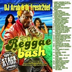 Stack Or Starve & Sync Radio Mobile Present Reggae Bash