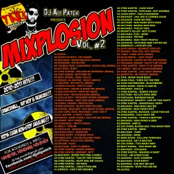 MIXPLOSION VOL.2 (((TRACKED VERSION)))
