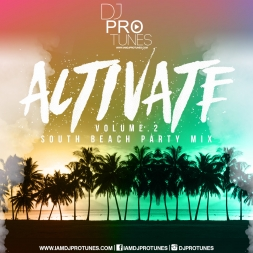 ACTIVATE VOLUME 2 SOUTH BEACH EDITION