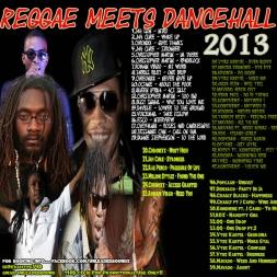 REGGAE MEETS DANCEHALL PT 1