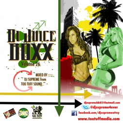 Too Tuff Sound Presents: Di Juice Boxx 26