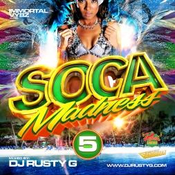 Soca Madness 5