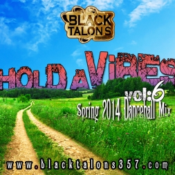 HOLD A VIBES Vol.6 (Spring 2014 Dancehall Mix) RAW