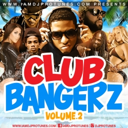 CLUB BANGERZ VOLUME 2 2015 DANCEHALL MIX