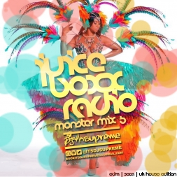 Juice Boxx Radio Monster Mix 5 (soca & edm)