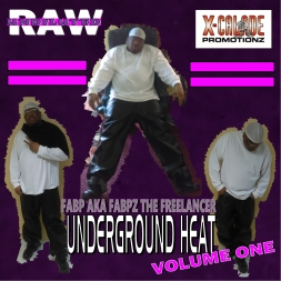 Underground Heat Vol. One - Fabp aka Fabpz the Freelancer