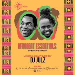AFROBEAT ESSENTIALS (GROOVY EDITION)