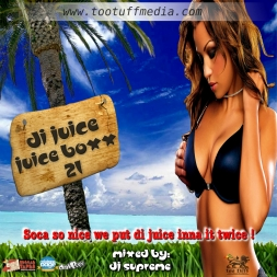 Di Juice Boxx 21: Soca Edition