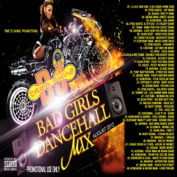 BAD GIRLS DANCEHALL MIX