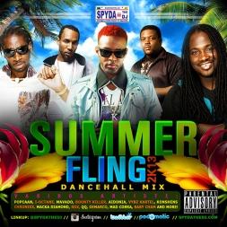 Summer Fling 2013 Dancehall