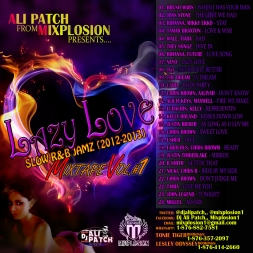 LAZY LOVE 2013 RnB MIX