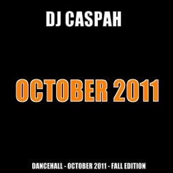 DJ Caspah 2011 Dancehall Reggae CD (Fall Edition)