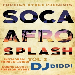 SOCA AFRO SPLASH VOL 2