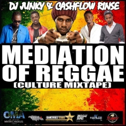 MEDITATION OF REGGAE CULTURE MIXTAPE SEP 2K13
