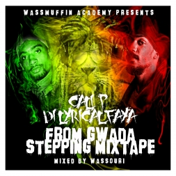 STEPPING MIXTAPE WITH CALI P DI LYRICAL FAYA FROM GWADDA
