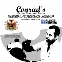 Conrads Barber Q Mix 2012 Back In Times Soca