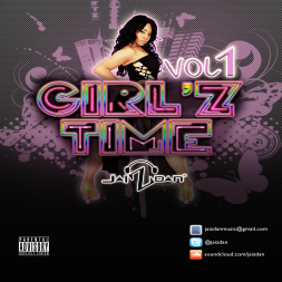 GIRLZ TIME VOL 1 RAW