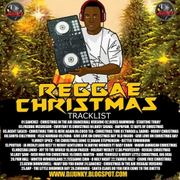 REGGAE CHRISTMAS MIXTAPE