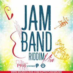 2015 JAM BAND RIDDIM MIX