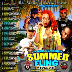 SUMMER FLING VOL 2 MIX 2016