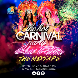 The Hot Carnival Party - Notting Hill Carnival Mixtape Soca Dancehall