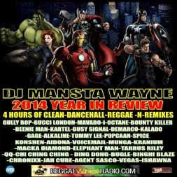 2014 YEAR IN REVIEW-DANCEHALL-REGGAE-REMIX