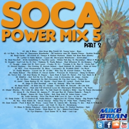 Soca Power Mix 5 Part 2 2014