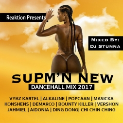 Supm'n New Dancehall Mix 2017