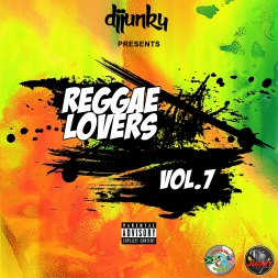 REGGAE LOVERS VOL.7 MIXTAPE