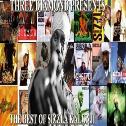 THE BEST OF SIZZLA KALONJI