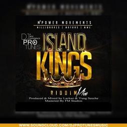 ISLAND KINGS RIDDIM MIX 2015