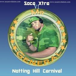 SOCA XTRA V1 NOTTING HILL CARNIVAL