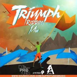 TRIUMPH RIDDIM MIX 2015