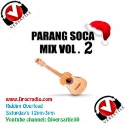 DJ Versatile Parang Mix Vol .2