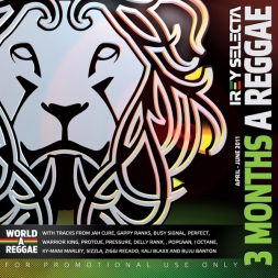 3 Months A Reggae (April-June 2011)