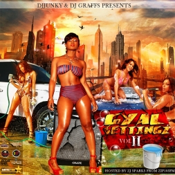 GYAL SETTINGZ VOL 2 HOSTED BY ZJSPARKS