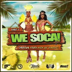 WE SOCA CARNIVAL FEVER MIX 2014