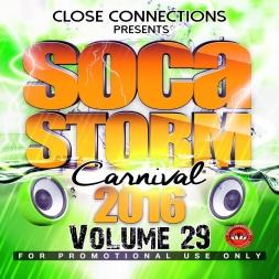 Soca Storm 2016 Vol 29