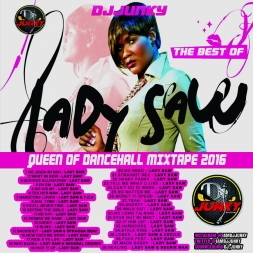 BEST OF LADY SAW QUEEN OF DANCEHALL MIXTAPE 2K16