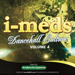 Dj Bounty i meds vol 4 Dancehall Culture Mix CD