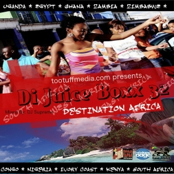 Di Juice Boxx 32: Destination Africa