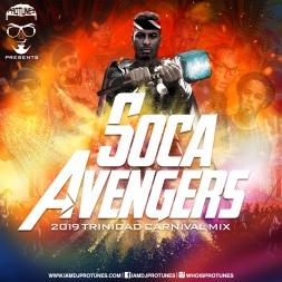 SOCA AVENGERS 2019 TRINIDAD CARNIVAL MIX