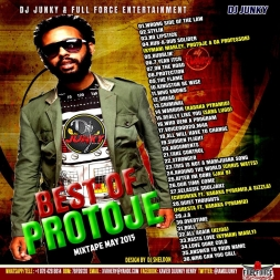 BEST OF PROTOJE MIXTAPE MAY 2015