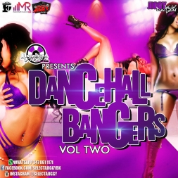 DANCEHALL BANGERS VOL TWO MIXTAPE